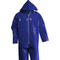 2 Piece Rubber Rainsuit