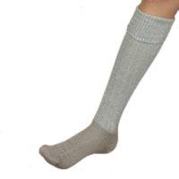Long Socks Grey