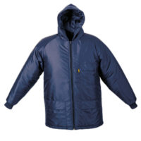 Oxford freezer jacket