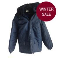 Oxford Furlined Jacket